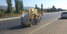 Szalona jazda w słońcu Anamur