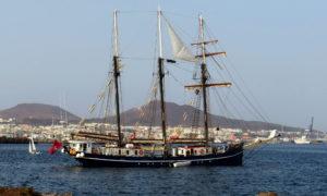 Las Palmas – Wylotówka na Karaiby